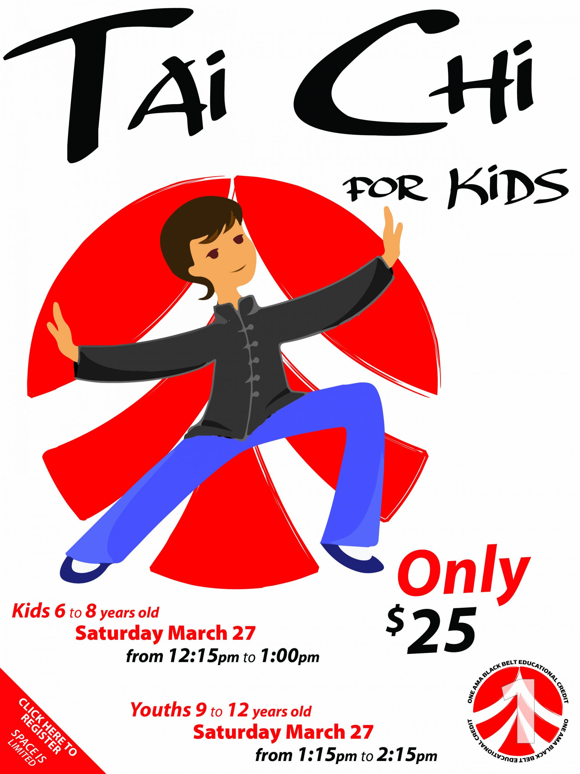 Kids Tai Chi in Brampton