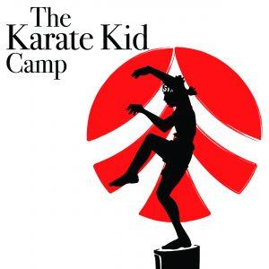 Karate kids summer camp