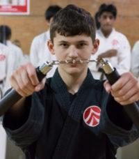Teens-Karate